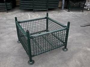 Cage Pallets and steel pallets Strathpine Pine Rivers Area Preview