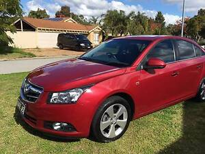 2011 Holden Cruze - 72xxxkm Leather SunRoof Manual Bluetooth USB Stratton Swan Area Preview