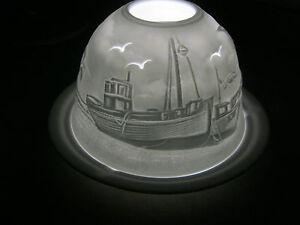 Magic-luce-Lanterna-Dome-Lights-Lanterna-a-vento-Nave-da-pesca-32808-NUOVO