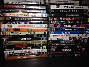 Movie DVD incl p+p North Melbourne Melbourne City Preview