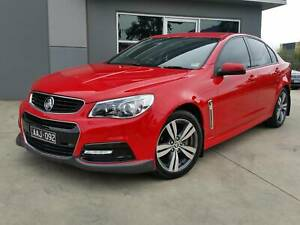 2013 HOLDEN COMMODORE SV6 VF RWC AND REG Sunshine West Brimbank Area Preview