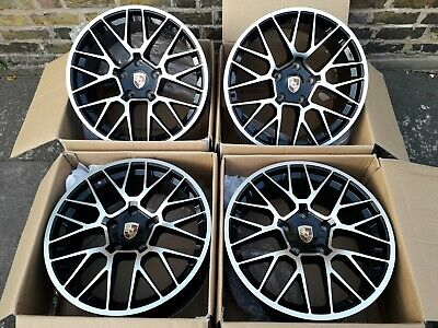 "NEW 20"" inch alloys Alloy Wheels fit Porsche 911 Boxster Cayman Cayenne Panamera"