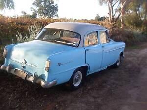 Holden FE Special Sedan 1956 Renmark Renmark Paringa Preview