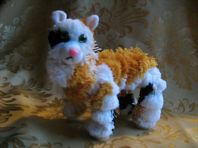 Yarn Cat Marionette Puppet