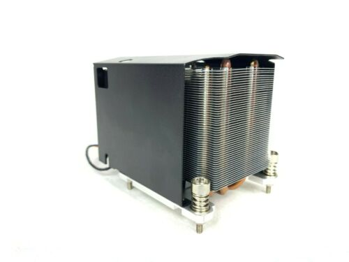 Genuine Dell Precision T3600 CPU Heat Sink P/N:1TD00 01TD00 Tested Grade A