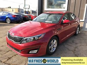 2015 Kia Optima LX ***HEATED SEATS**