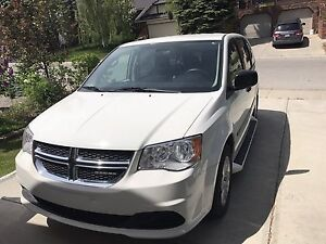 Well Maintained Dodge Caravan 2011 Runs Perfect