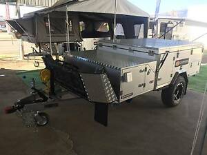 SUV Camper Discoverer Forward Folding Mysterton Townsville City Preview