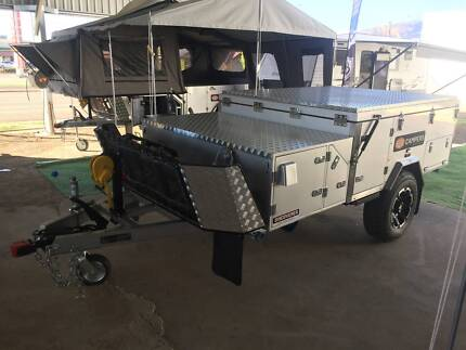 SUV Camper Discoverer Forward Folding