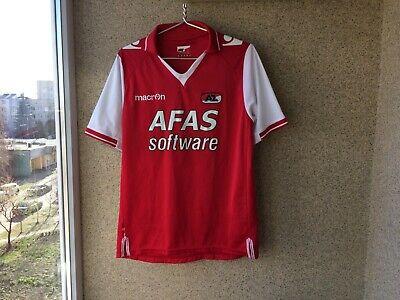 AZ Alkmaar Home football shirt 2012/2013 Jersey M Soccer Macron Holland Soccer image