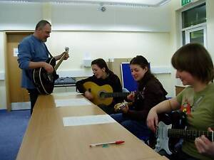 ADULT EDUCATION GUITAR LESSONS Reynella Morphett Vale Area Preview