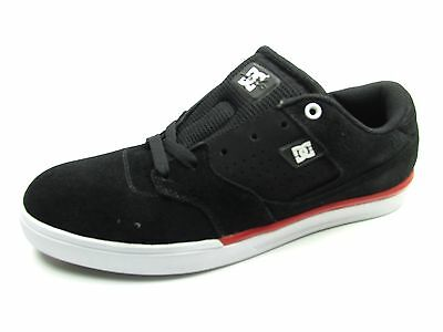 DC COLE LITE S BLACK ATHLETIC RED MEN SHOES ()