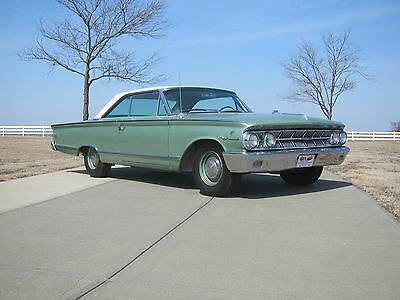 1963 Mercury Marauder Fastback 1963 Mercury Marauder 390 V8 65,000 Original Miles Original Paint Unrestored!