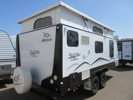 JAYCO JOURNEY POP TOP Currajong Townsville City Preview