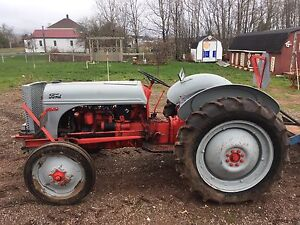Tractor need gone