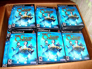 WHOLESALE LOT OF 100 The Golden Compass   (PS2 GAMES)  **NEW**