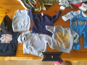 Size 1 baby clothes Muswellbrook Muswellbrook Area Preview