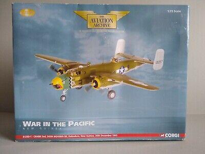 Corgi Aviation Archive AA35308 B-25 Mitchell 'CRABB 2nd' 1:72 Die-cast Model