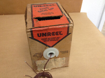 Belden Unreel Wire Dispenser 500ft 20 Awg
