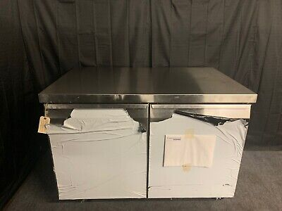 Continental Sw48 48 Undercounter Worktop Refrigerator Scratch And Dent