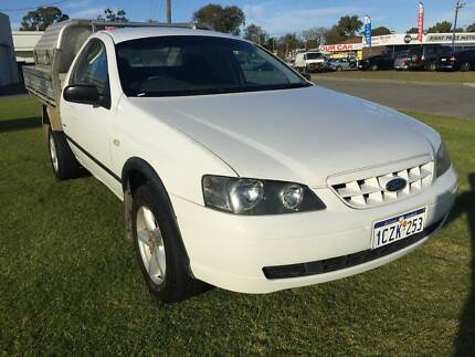 2005 Ford Falcon Ute Manual : ford australia used cars - markmcfarlin.com