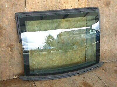 MERCEDES SL R230 Heckscheibe Verdeck Scheibe Glas Dach 2307900340