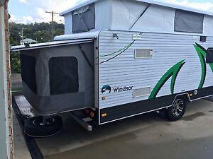 2014 Windsor Rapid Expanda Caravan East Lismore Lismore Area Preview