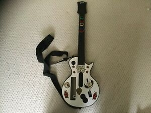 Wireless Guitar for Wii Guitar Hero and Rock Band