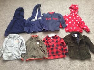 56 piece boys 18-24 month clothing