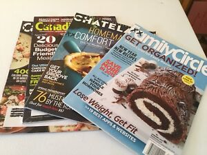 61 Magazines for $15.00