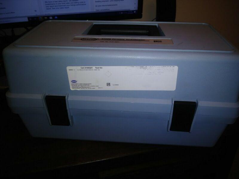 Hach 2100Q Portable Turbidimeter P/N # LPG439.01.00002