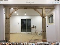 Post and beam / timber frame
