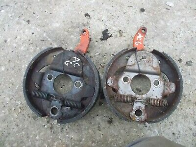 Allis Chalmers G Tractor Ac Left Inner Brake Brakes Parts Part Kk