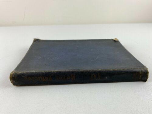 1921 Van Nostrand Book Motor Vehicles and Their Engines, Repair - Fraser, Jones