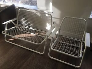 IKEA patio set