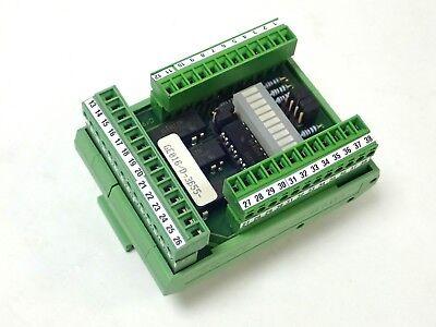 Phoenix Contact Ge016d-3655 Terminal Block Module W 2x Umk-se 1125-1