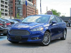 2015 Ford Fusion SE Leather,Navigation,Sunroof,AWD,2.0L Ecoboost
