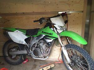 2008 klx 450R