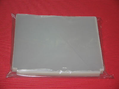 OPEN MOUTH TYPE JAPAN 100 PLASTIC OUTER SLEEVE for JEWEL CASE CD