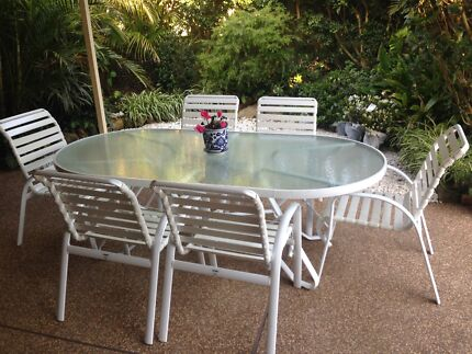 Stunning Outdoor table setting Maitland Maitland Area Preview