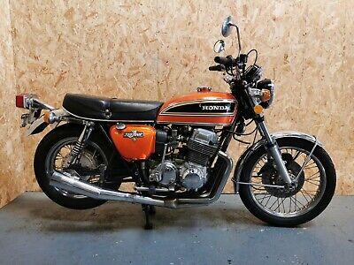 1974 HONDA CB750 FOUR K4 **GREAT ORIGINAL EXAMPLE!**CLASSIC BOBBER CAFE RACER