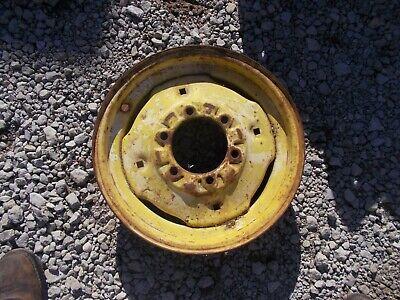 John Deere Ih Jd Farmall Allis Massey Ford Tractor Front 16 X 4 14 6 Bolt Rim