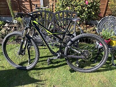 Specialized Camber 2015 Full Suspension MTB