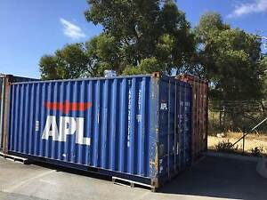 CONTAINER 20FT GOOD CONDITION Malaga Swan Area Preview
