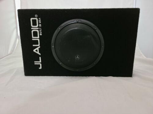 "JL Audio CP108LG-W3v3 MicroSub slot-ported enclosure one 8"" W3v3 subwoofer"
