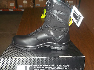 New  Blackhawk Ultralight Boot  Black  10 5M  Bh83bt18bk105m