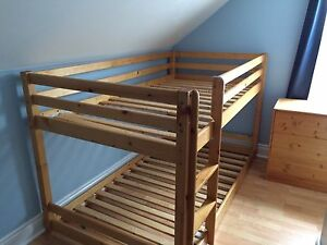 Low Profile Bunk Bed