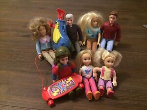 Fisher Price Loving Family Dolls Modbury Heights Tea Tree Gully Area Preview