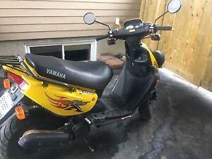 Yamaha BW'S 2009