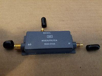 Keysight Agilent Hp 1820-0154 Mixer Filter Lo Rf 2-4ghz If.1-2g Microwave 6144